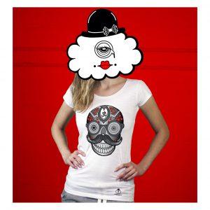 T-shirt Woman White