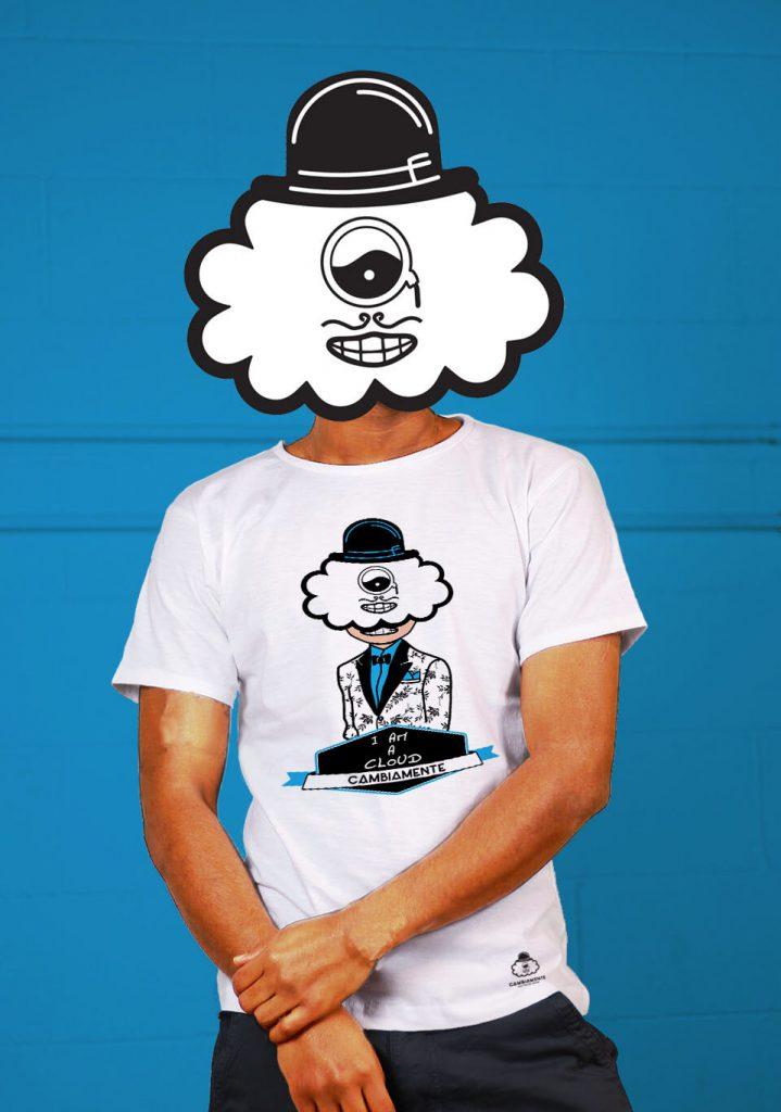 T-shirt Cambiamente DS