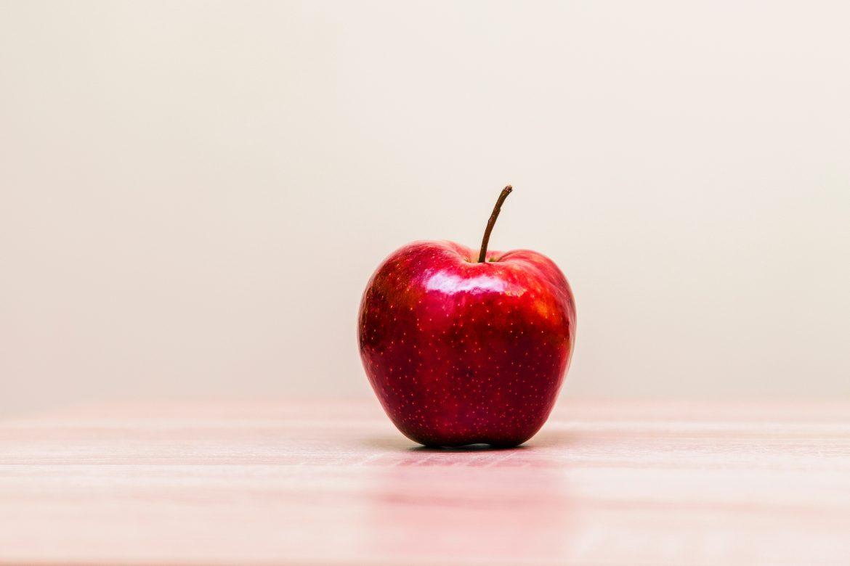 ciondolo mela stregata 3D
