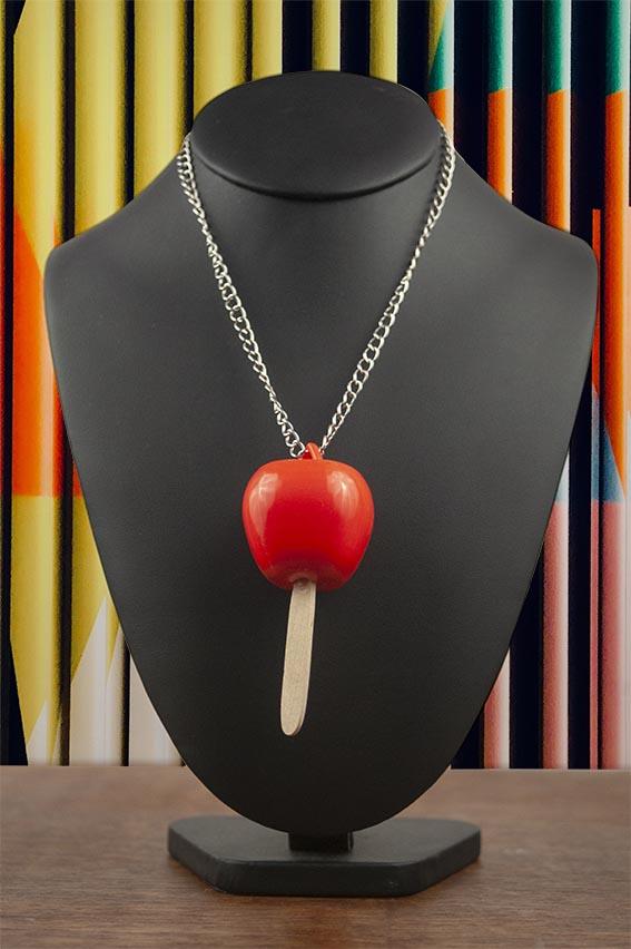ciondolo mela