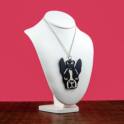 collana french bulldog