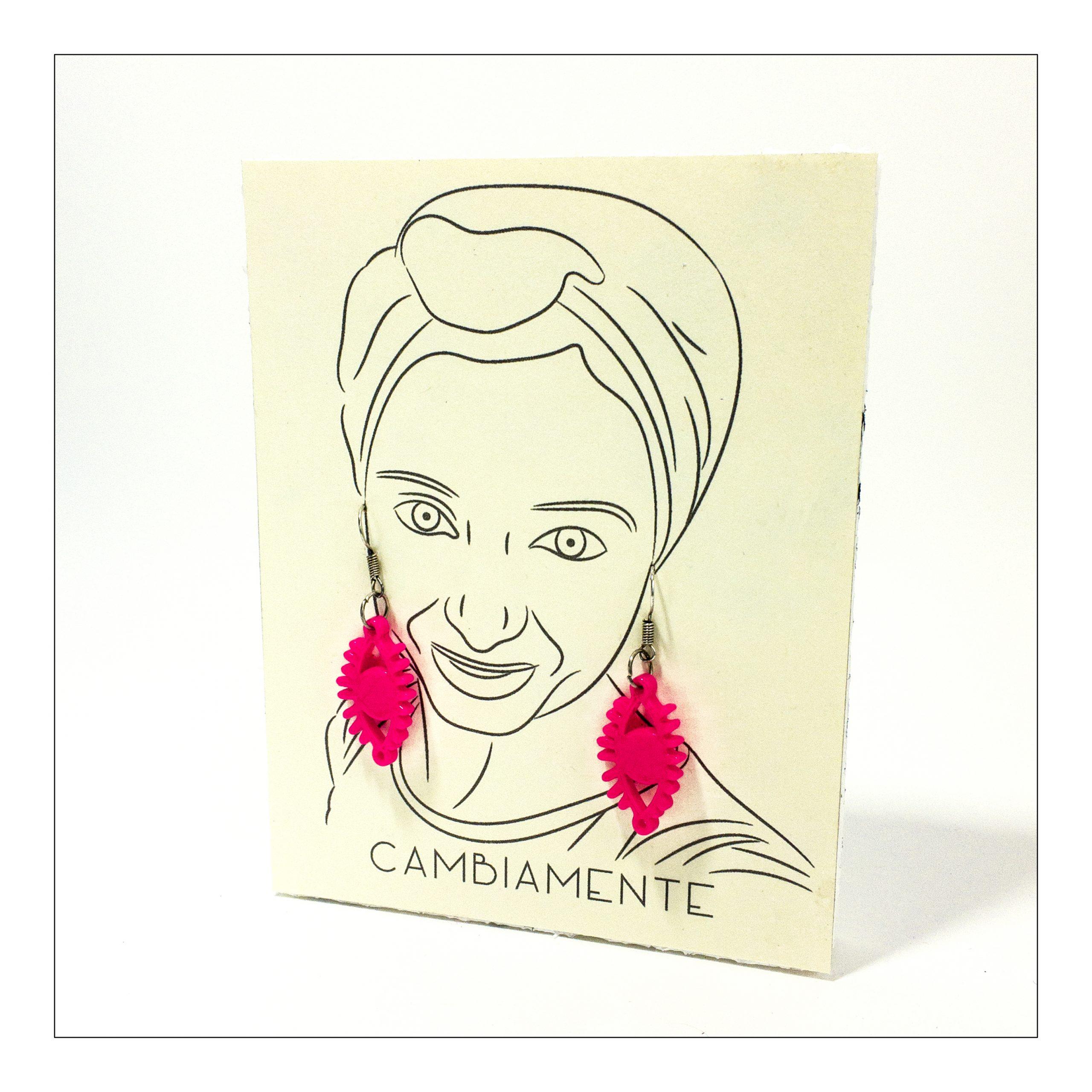 orecchini cambiamente Ds originalità e leggerezza in un gioiello contemporaneo